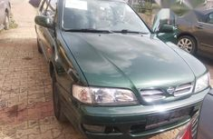 Nissan Primera Wagon 2000 Green  for sale