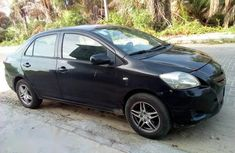 Toyota Yaris 2008 1.5 Black for sale