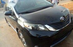 Toyota Sienna 2013 Black for sale