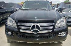 Mercedes-Benz GL550 2008 Black for sale