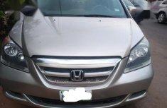 Honda Odyssey 2008 EX-L Silver for sale