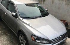 Volkswagen Passat 2012 Automatic Petrol ₦4,000,000