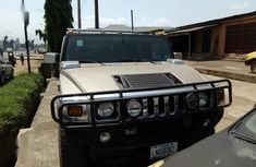 Hummer H2 2010 Gold for sale