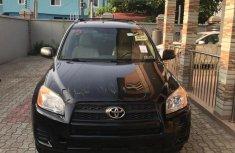 Very sharp Toyota RAV4 2012 Black color for sale