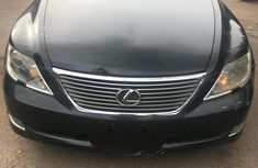 Lexus LS 2007 460 L Luxury Sedan Black for sale
