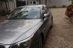 BMW 525i 2006 Gray for sale
