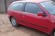 Nissan Almera 1999 Red  for sale