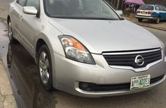 Nissan Altima 2008 Silver for sale