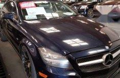 Mercedes-Benz CLS 2012 Blue for sale