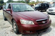 Hyundai Sonata 2006 Red for sale