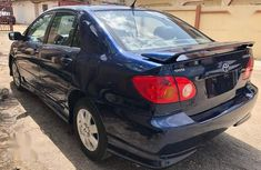 Extremely clean Toyota Corolla 2002 Sedan  color for sale