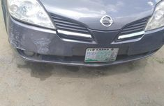 Nissan Primera 2004 Gray  for sale