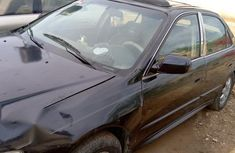 Good condition Honda Accord 1999 Black color for sale