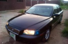 Volvo S80 2002 2.4 T Automatic Black for sale