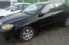 Kia Cerato 2008 2.0 EX Black color for sale