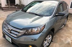 Honda CR-V 2012 Green for sale