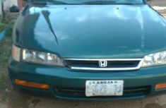 Honda Accord 1997 Coupe Green for sale