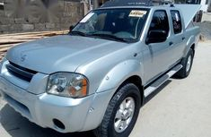 Nissan Frontier 2003 Silver for sale