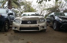 Lexus GS 2013 Gold for sale