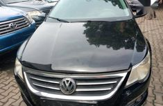 Volkswagen CC 2010 Black  for sale
