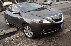 Sound engine Acura ZDX 2010 Gray color for sale