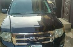 Ford Escape 2009 Limited 4WD Black for sale
