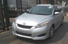 Toyota Matrix 2010 Silver for sale