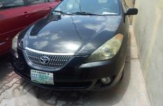 Toyota Solara 2006 Black for sale