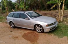BMW 525i 2003 Silver for sale
