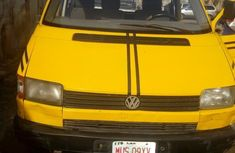 Volkswagen Transporter 1998 Yellow for sale