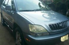 A clean and perfect Lexus RX 300 2003 Blue for sale
