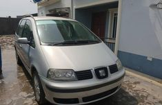 Volkswagen Sharan 2005 Silver for sale