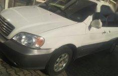 Kia Sedona 2004 White  for sale