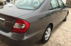 Buy and drive Toyota Camry 2002 Gray color for sale