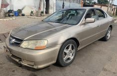 Acura TL 2003 Gold for sale