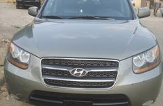 Hyundai Santa Fe 2008 Gold for sale