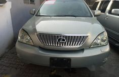 Engine okay Lexus RX 350 2007 Green color for sale