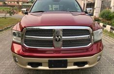 Dodge RAM 2013 Red  for sale