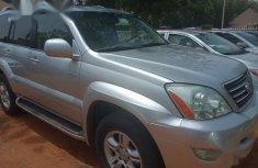Lexus GX 2006 470 Sport Utility Silver for sale