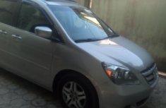 Honda Odyssey 2006 EX Silver for sale