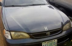 Toyota Corolla 2000 Blue for sale