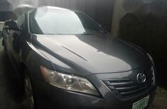 Toyota Camry 2.4 SE 2008 Gray color for sale