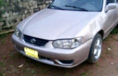 Toyota Corolla Automatic 1999 Gray for sale