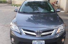 Toyota Corolla 2013 Grayfor sale
