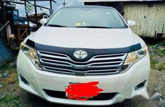 Toyota Venza AWD 2010 White color for sale