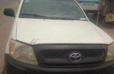 Toyota Hilux 2006 2.0 VVT-i White for sale
