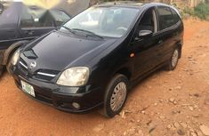 Nissan Almera Tino 2004 Black for sale
