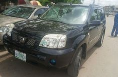 Nissan X-Trail 2008 Black for sale