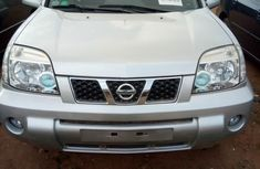 Nissan X-Trail Automatic 2004 Silver for sale