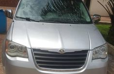 Chrysler Town 2008 Silver for sale
